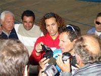 Edgardo Simon, Campeón Panamericano de Contra-reloj